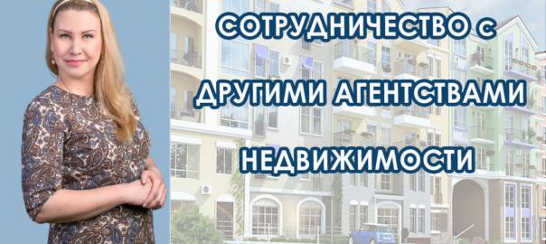 Сотрудничество с агентствами недвижимости. Риэлтор Ксения Шварц
