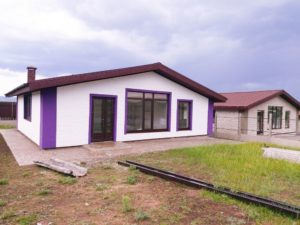 Продажа дома 80 кв.м. на участке 6 соток в пригороде Симферополя