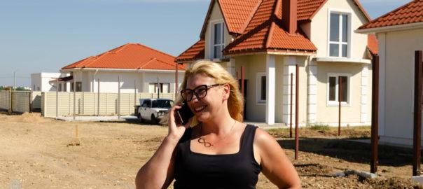Коттеджный поселок «Уютное» в Евпатории - обзор