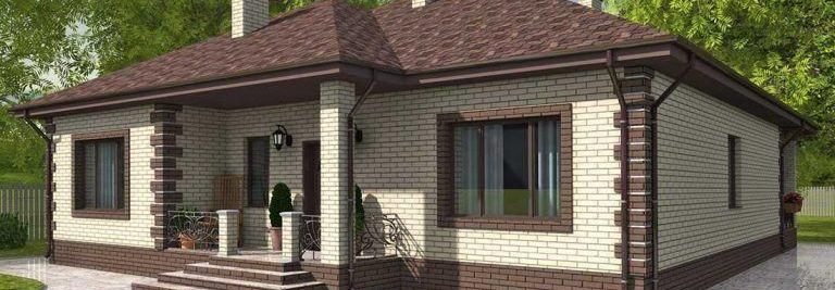 Дом 80 кв.м. в пригороде Симферополя – Продажа от застройщика