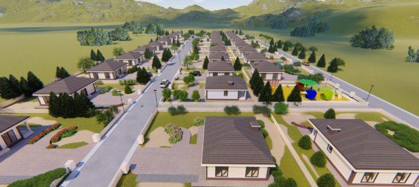 Дом в Симферополе - Малая Швейцария