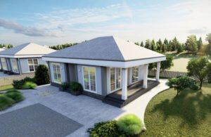Продажа дома 90 кв.м. в КП «Малая Швейцария», Симферополь