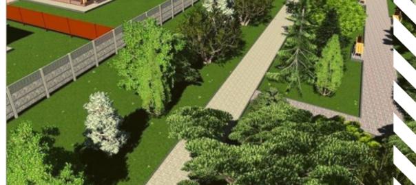 Инфраструктура поселка «Ideal House» в пригороде Симферополя